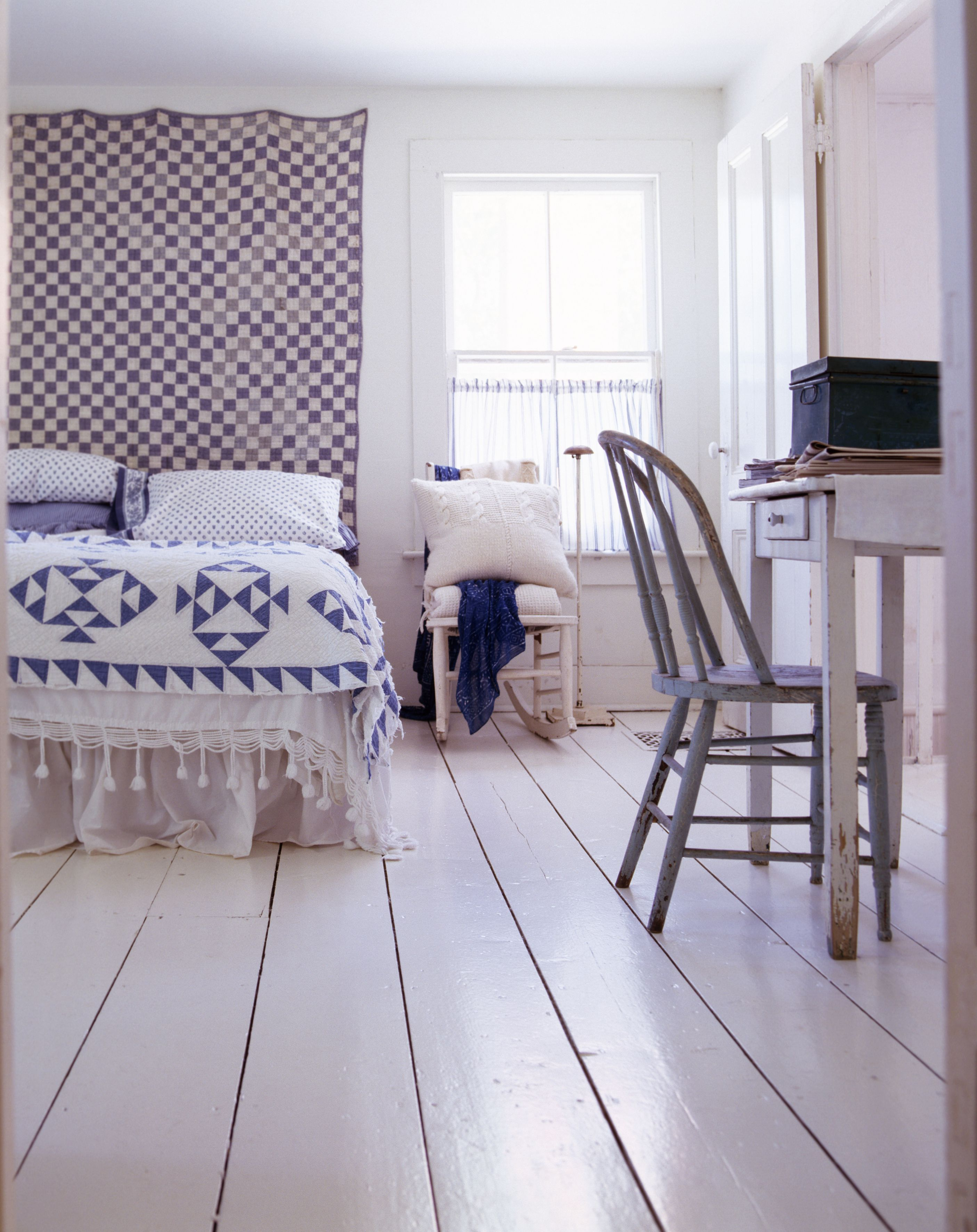 Add Pattern to Your Walls Without Wallpaper
