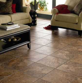 Advent Of Luxury Vinyl Tile