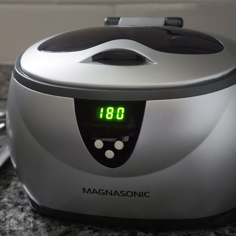 Magnasonic Professional Ultrasonic Jewelry and Eyeglass Cleaner