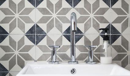 Bathroom Tile - How to make bathroom tiles shine