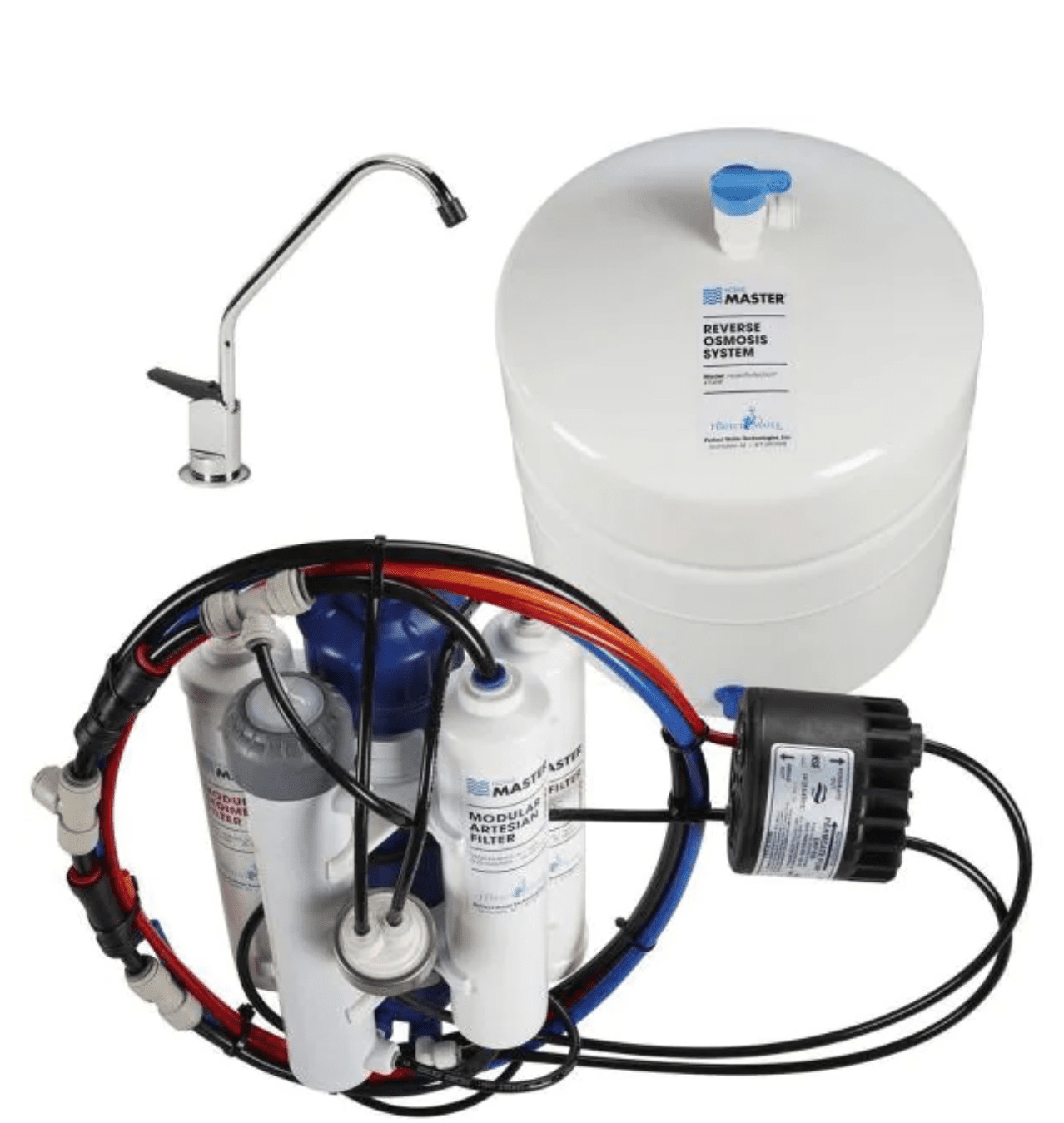 HomeMaster TMHP HydroPerfection Reverse Osmosis System