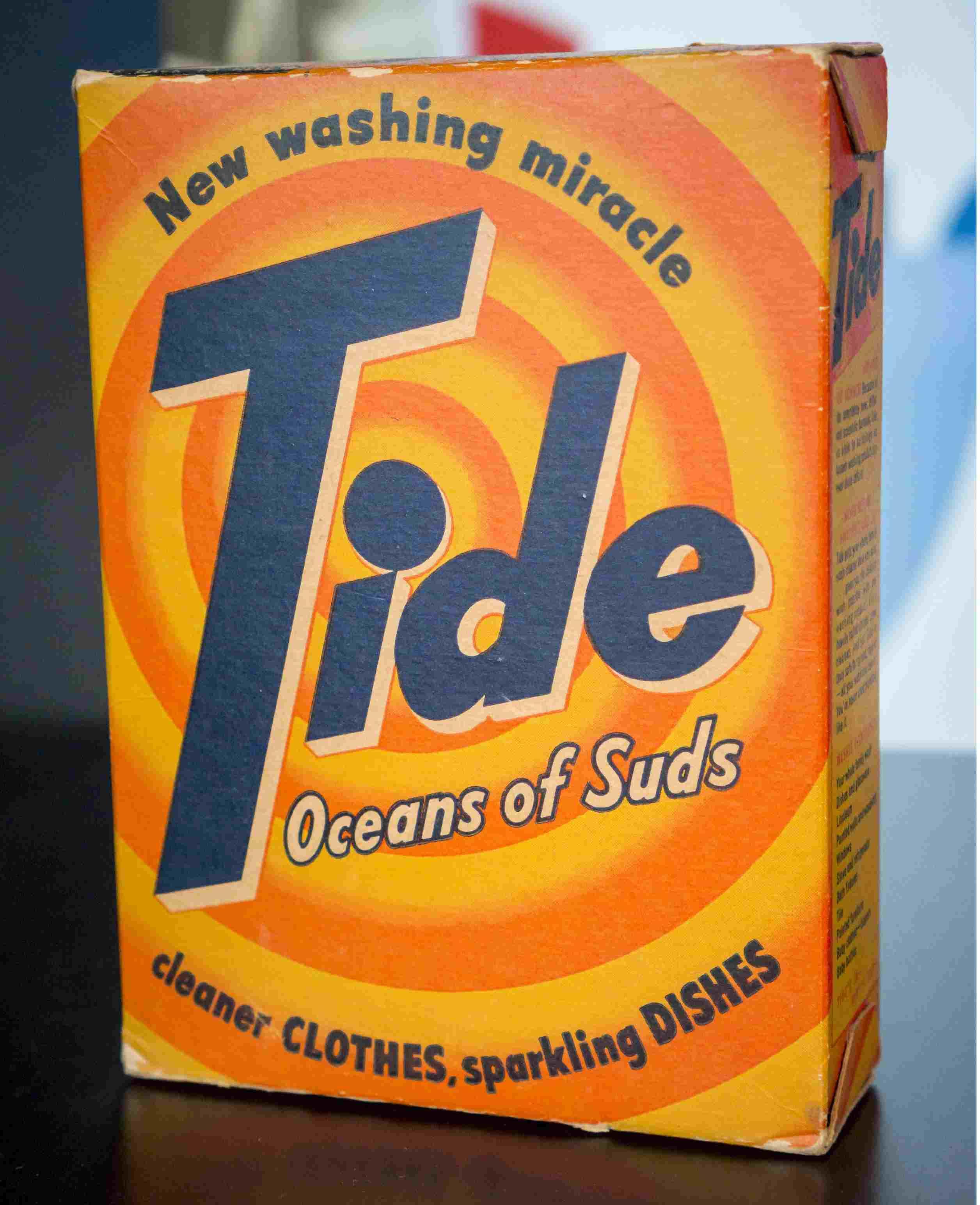 Tide Original Box