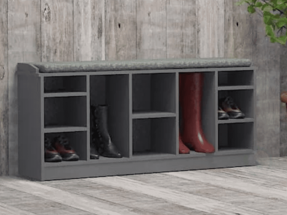 Phenomenal The 7 Best Shoe Storage Benches Of 2019 Machost Co Dining Chair Design Ideas Machostcouk