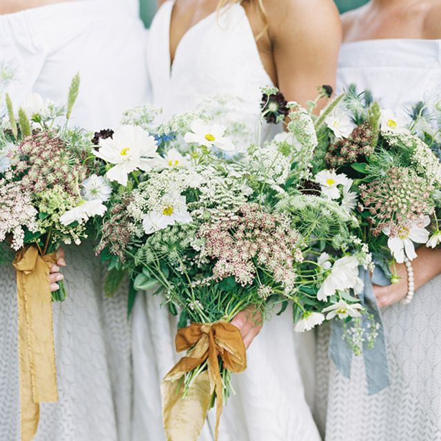 Wildflower Summer Wedding Bouquet