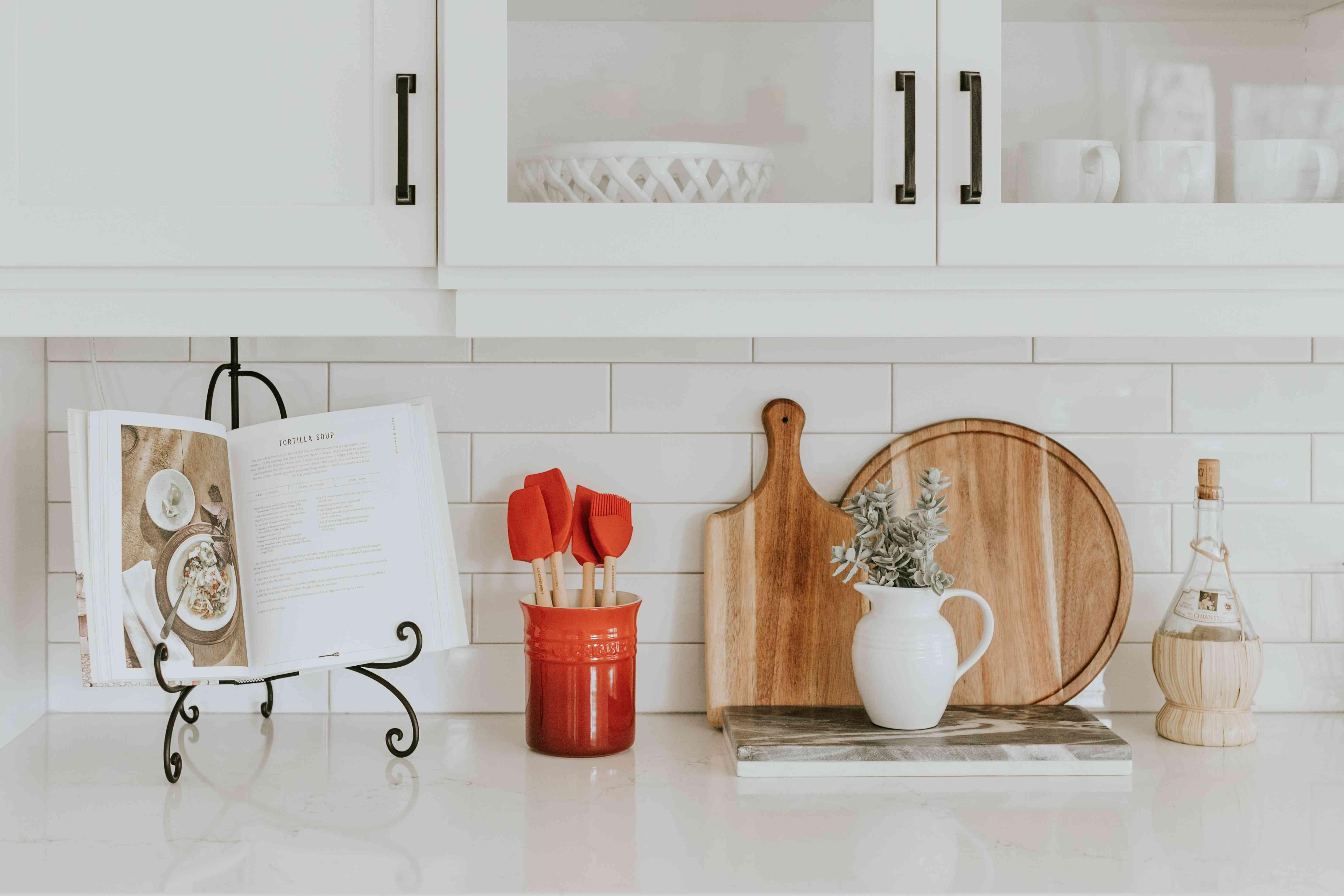 kitchen counter accessories