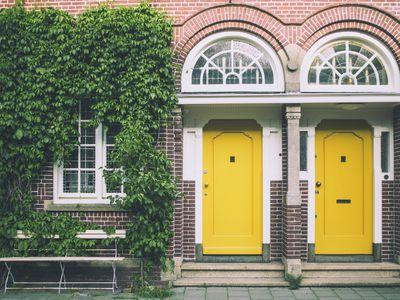 Yellow Doors