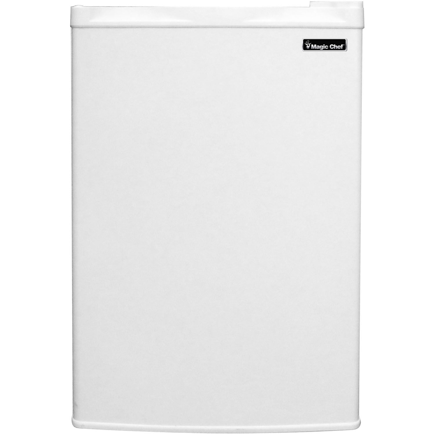 The Magic Chef MCUF3W2 3.0 cu. ft. Upright Freezer in White is a great compact option.