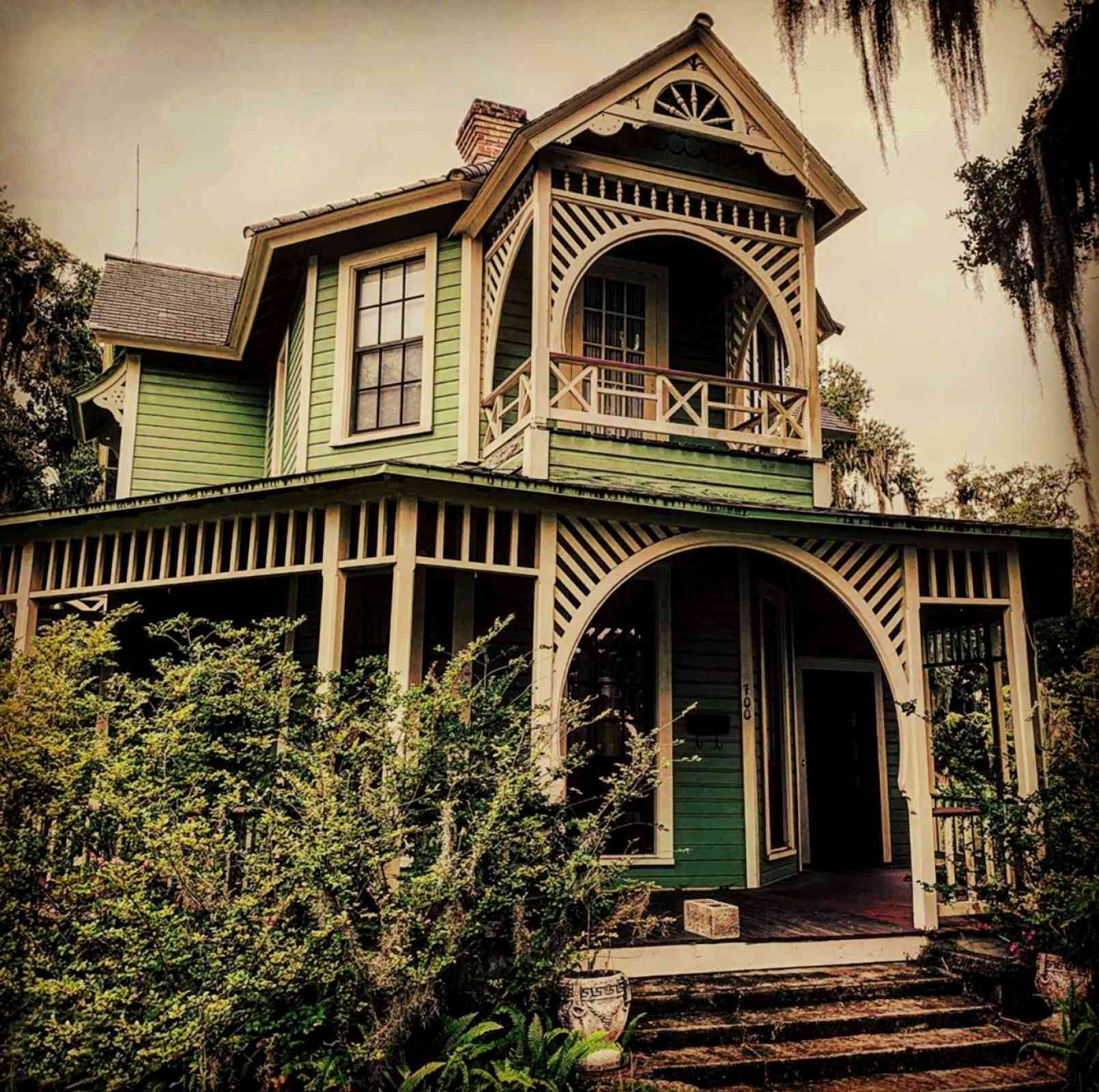 casa victoriana de Grand Lady of Ocean Park