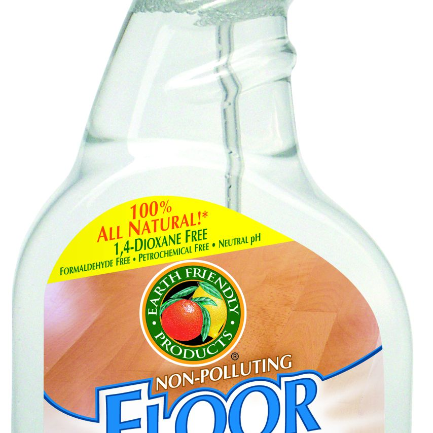 8 All Natural Non Toxic Floor Cleaners
