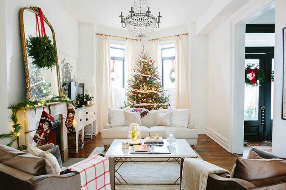 Christmas Decor Ideas.Christmas Decorating Ideas And Color Schemes