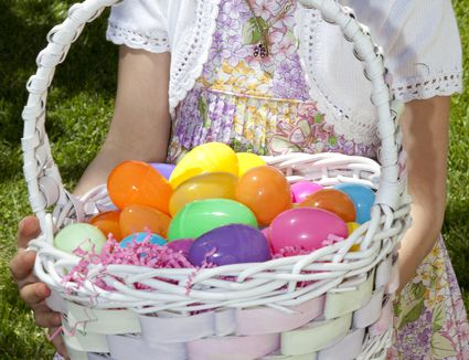Creative ideas for filling easter baskets what are some non candy easter basket treats negle Image collections