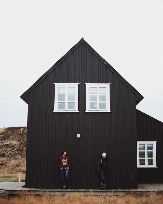 black swedish house
