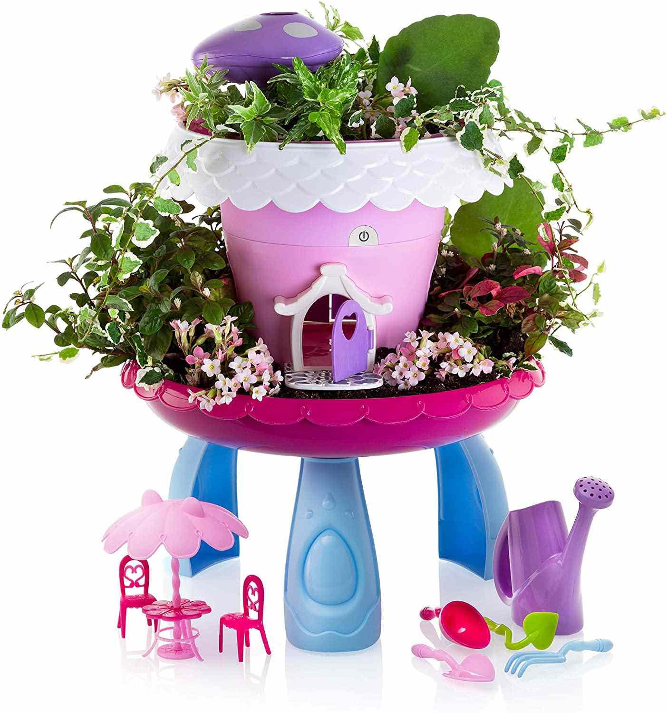 Advanced Play Fairy Garden Kit Kids Gardening Set