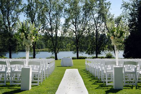 Tents for the Perfect Outdoor Wedding