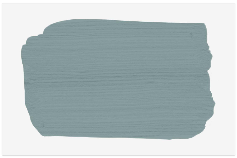 Benjamin Moore Sea Star paint switch