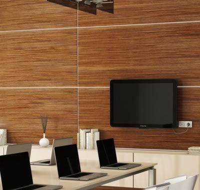 Horizontal Wood Wall Paneling