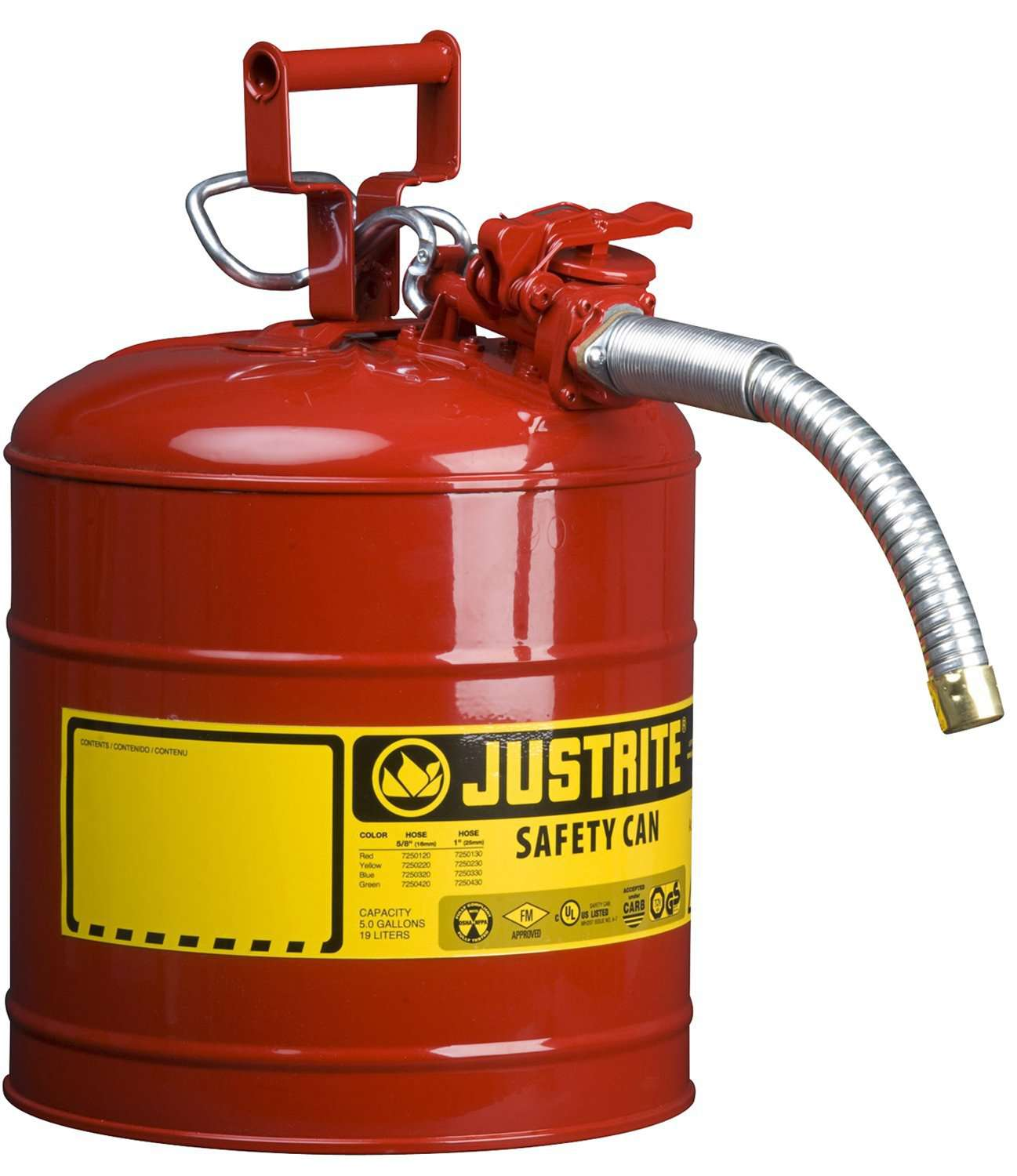 justrite-safety-can