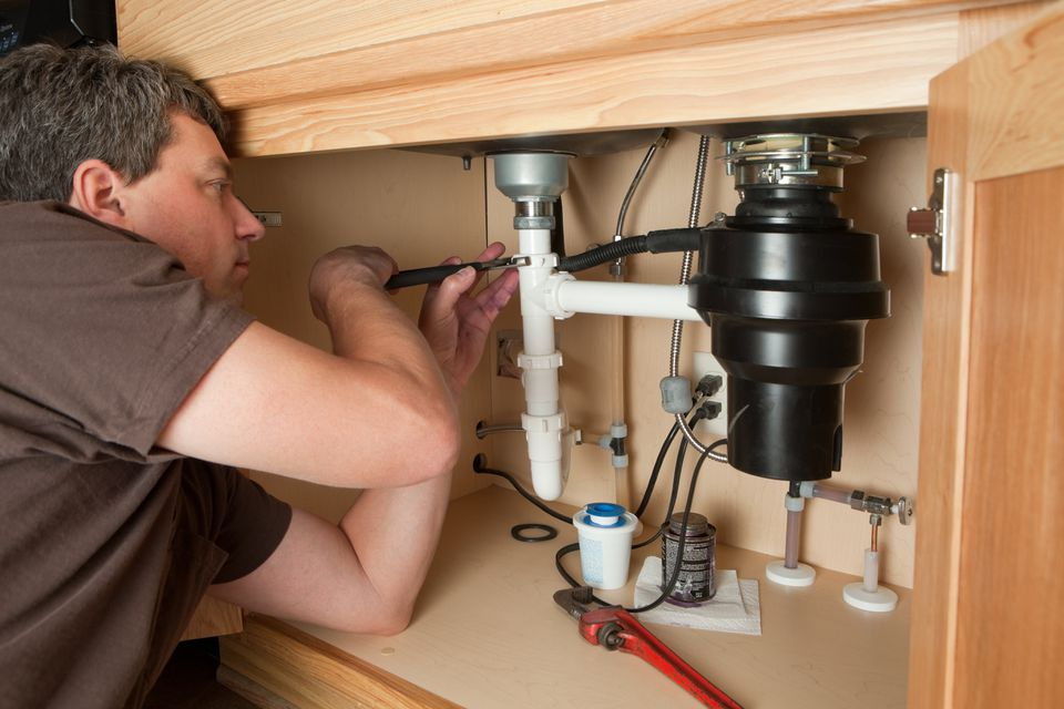 How to Wire a Garbage Disposal With a Plug-In Cord Wiring Near Plumbing on