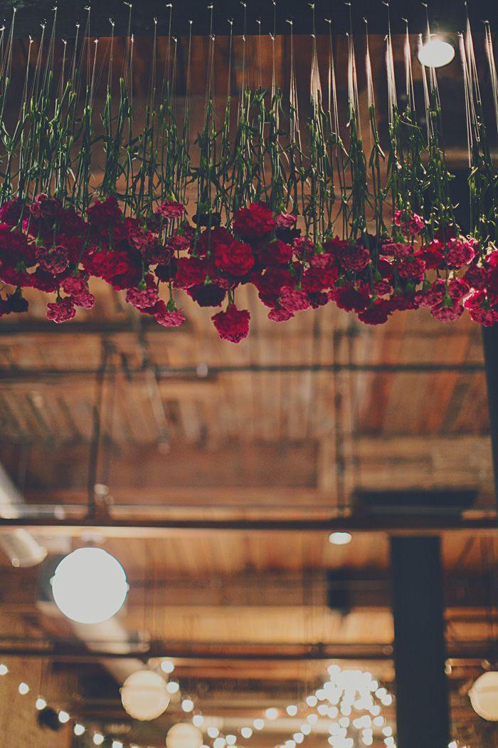 Carnation Winter Wedding Flower