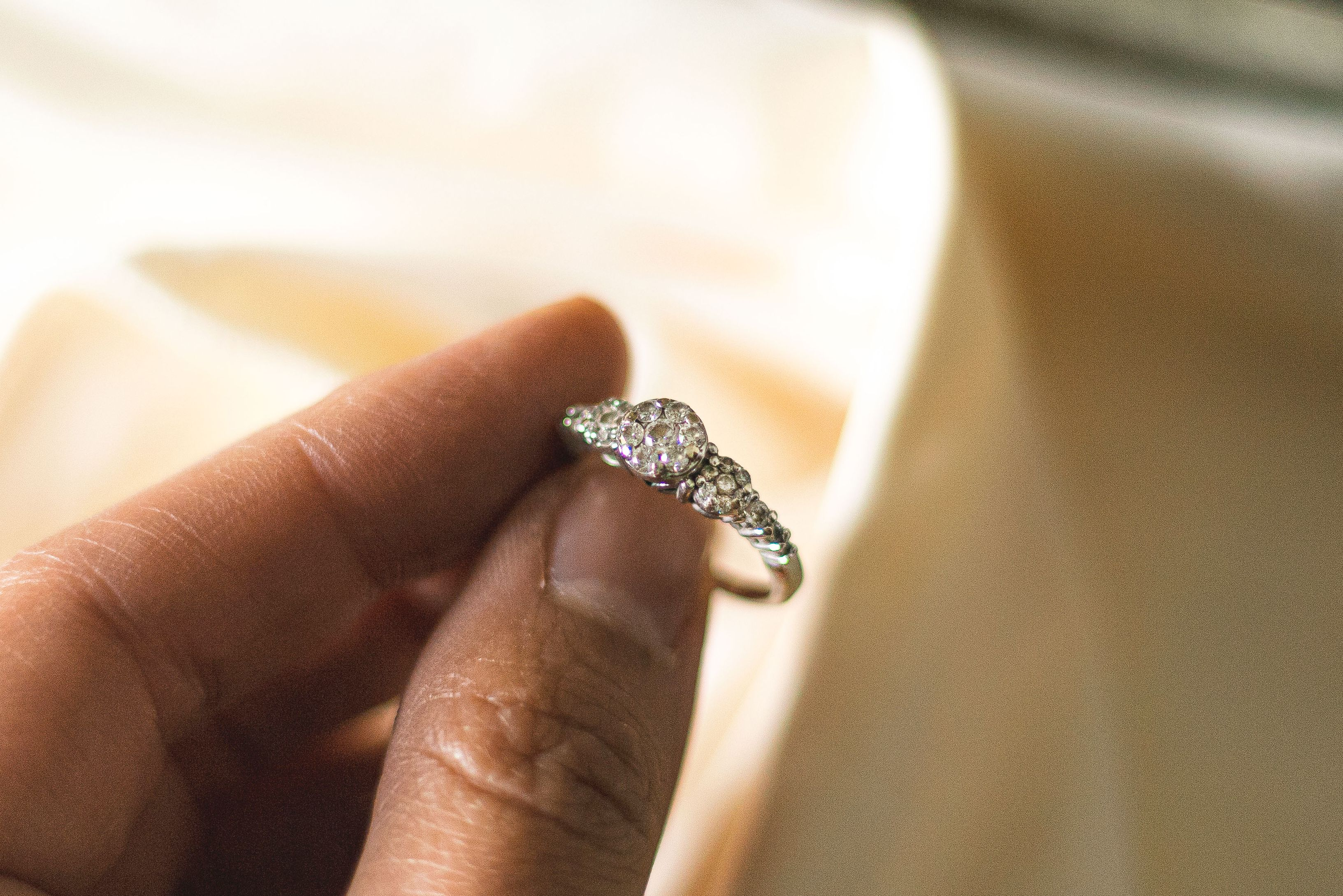 When To Clean Diamond Rings And Other Fine Jewelry