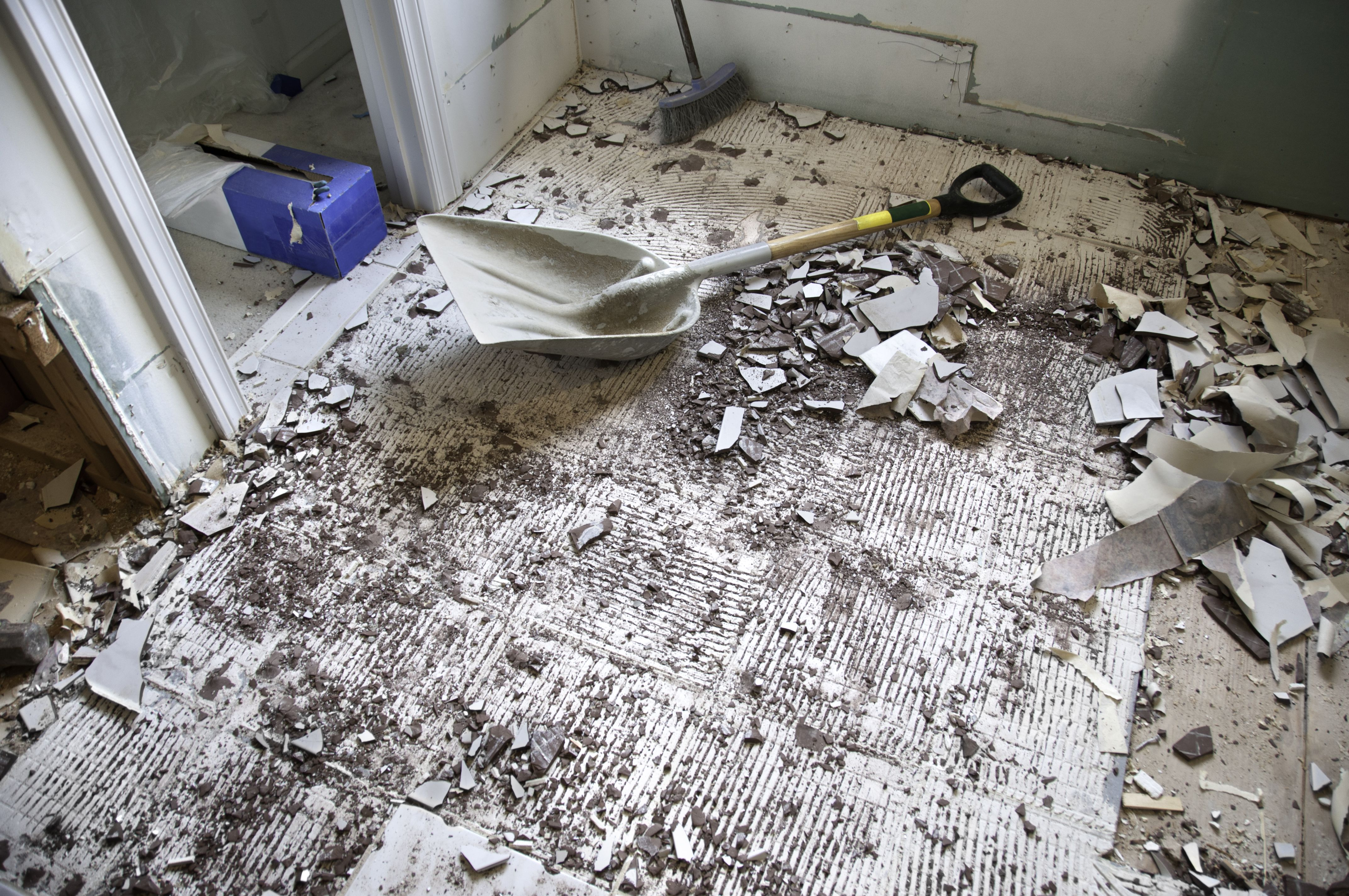 Home Improvement and Remodeling: Demolition Phase