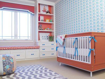 Beyond Blue 12 Unique Color Palettes For A Boy S Nursery Ideas