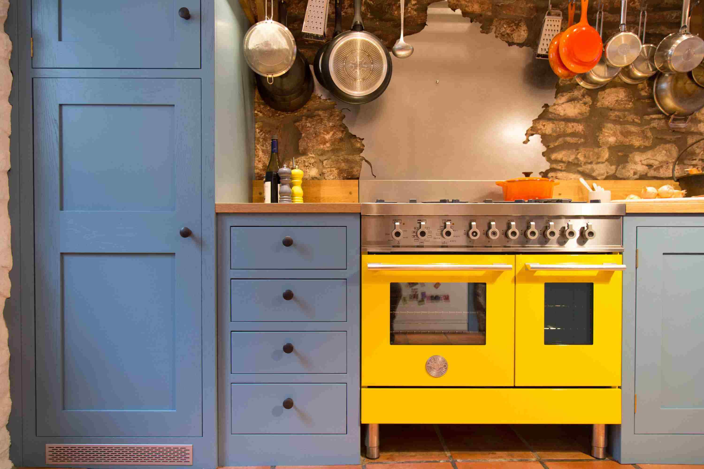 cocina agitador de colores