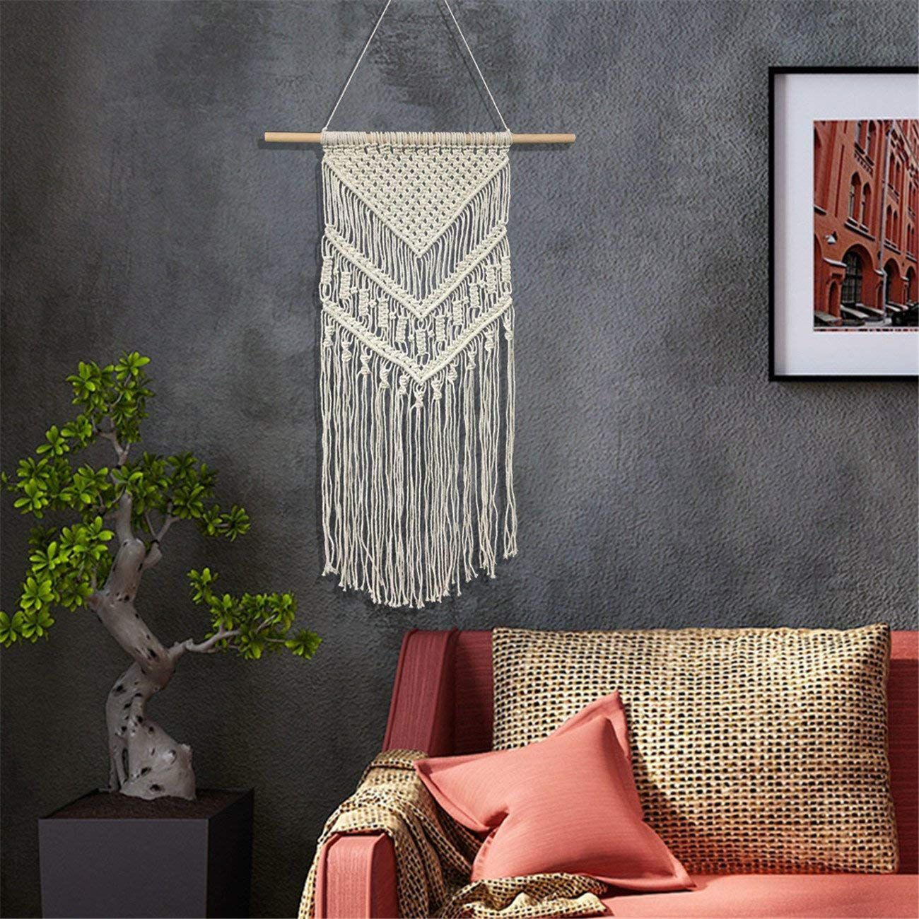 Home Design Ideas Decorating Gardening: The 7 Best Macrame Wall Hangings Of 2020