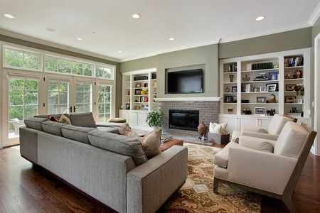 Green Living Room Ideas Impressive Green And Brown Living Room Ideas