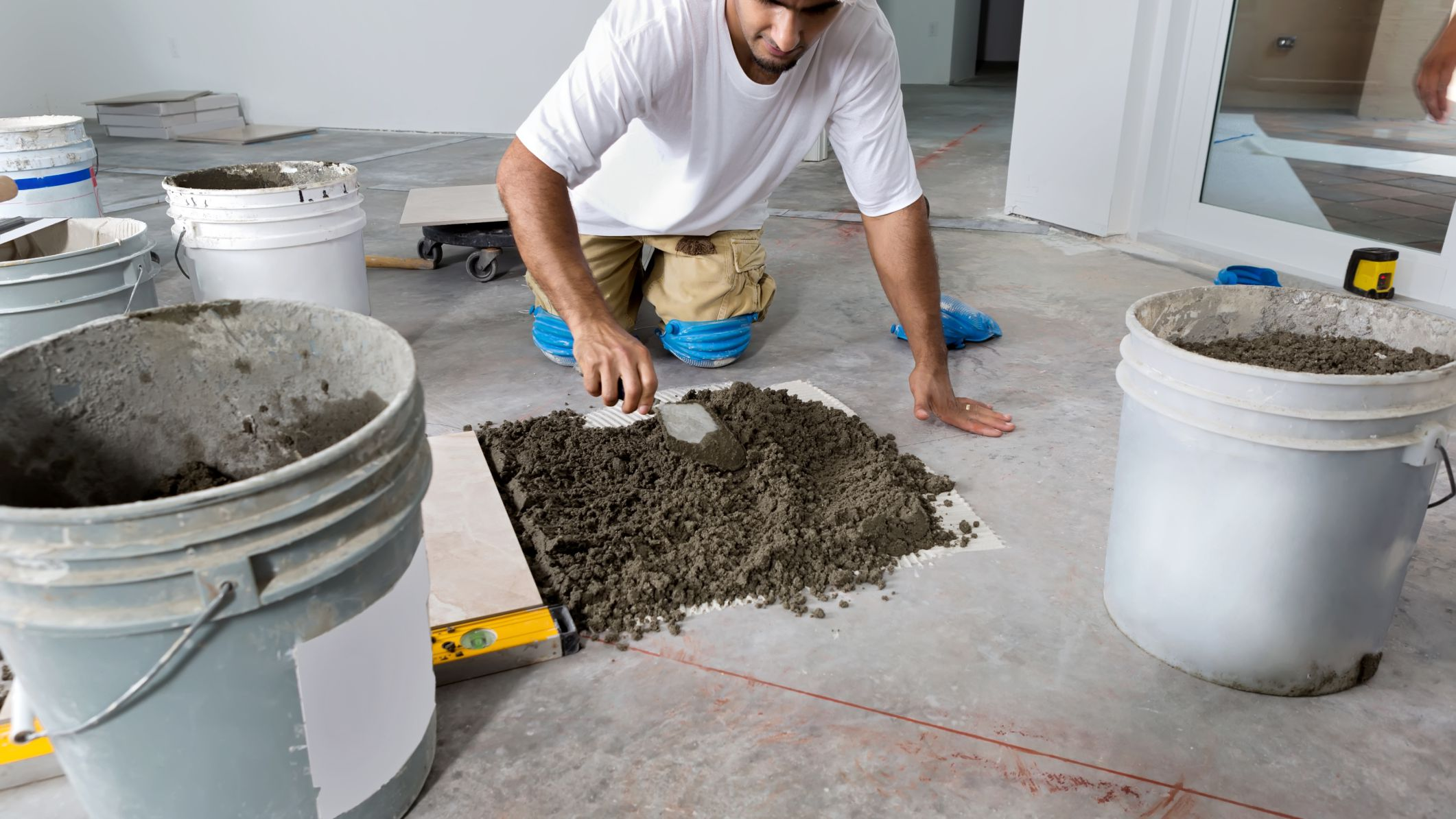 Can You Install Tile Over Concrete?