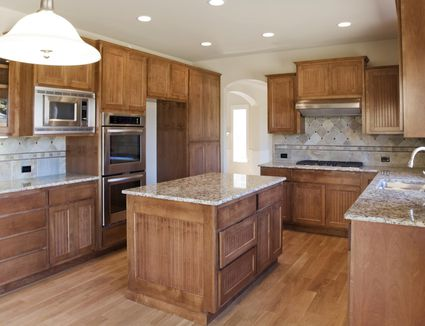 Design Ideas for Small Kitchens