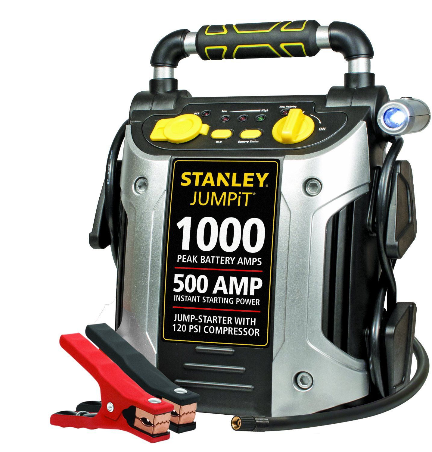 The 8 Best Jump Starters With An Air Compressor Of 2019