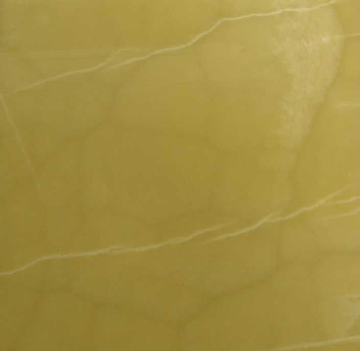 Polished marble tile