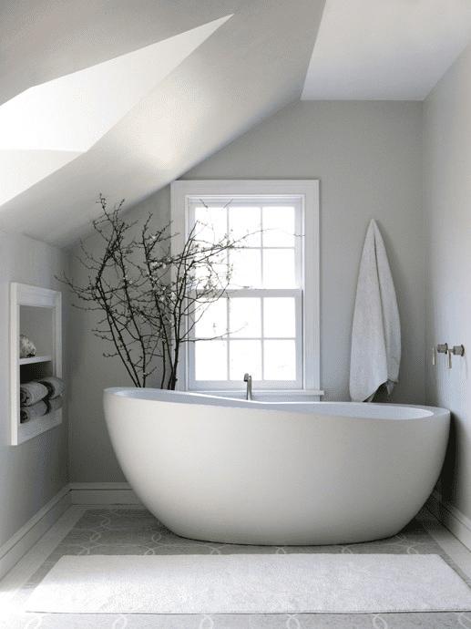14 Ways To Create A Zen Bathroom Zen Bathroom Interior Design on asian bathroom design, modern bathroom interior design, powder room interior design, bathroom with black accents,