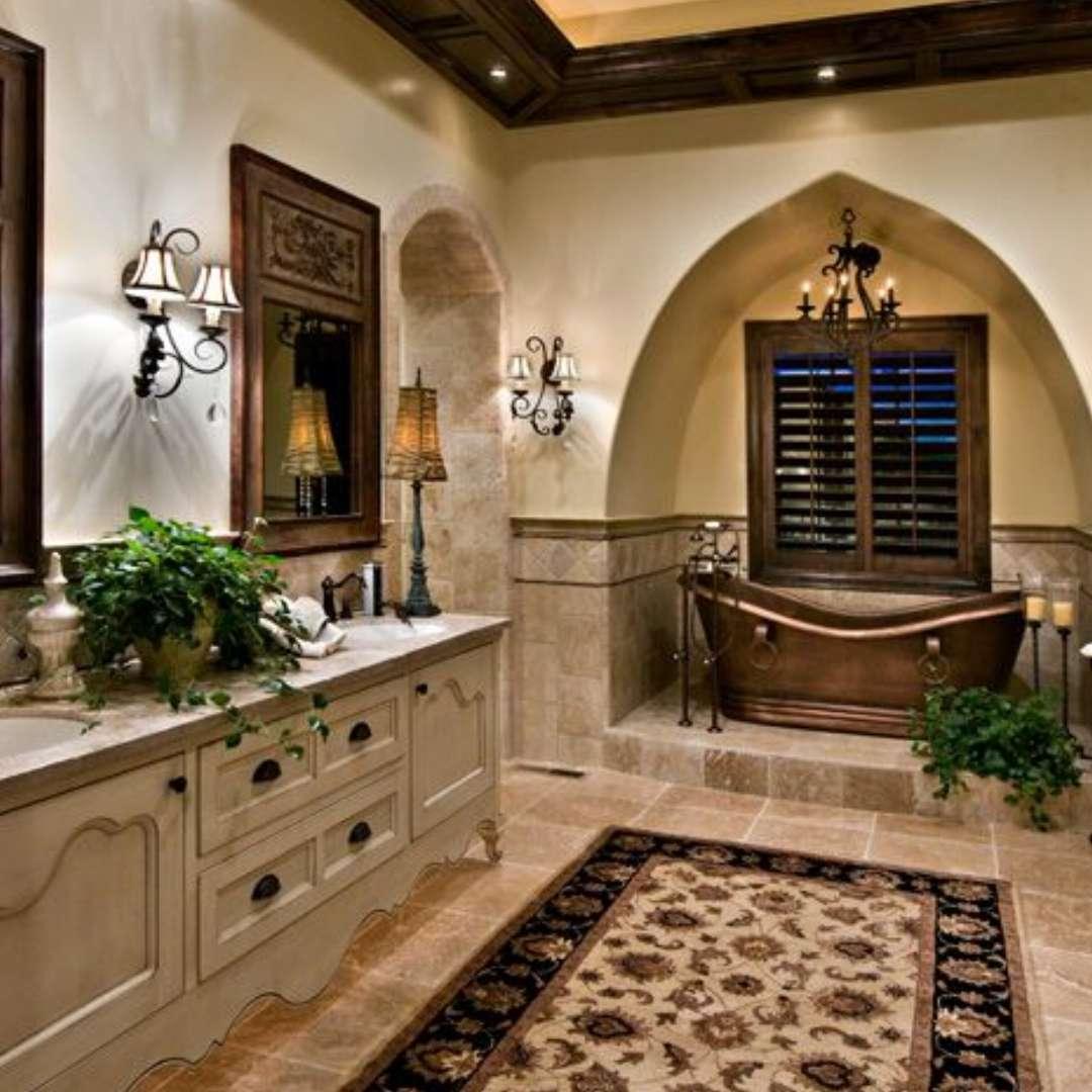 Dream Mediterranean Bathroom