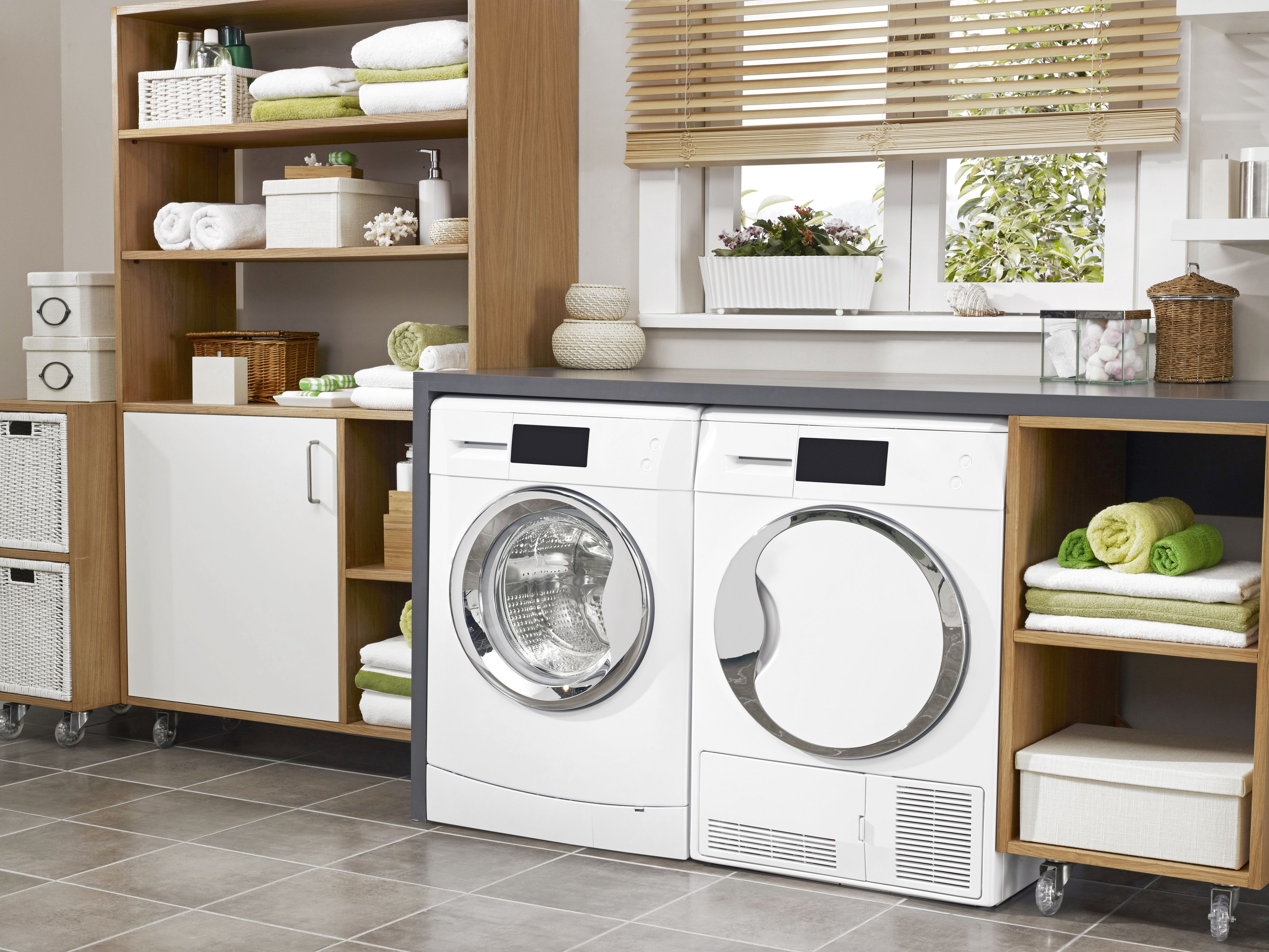 How to select laundry room flooring solutioingenieria Images