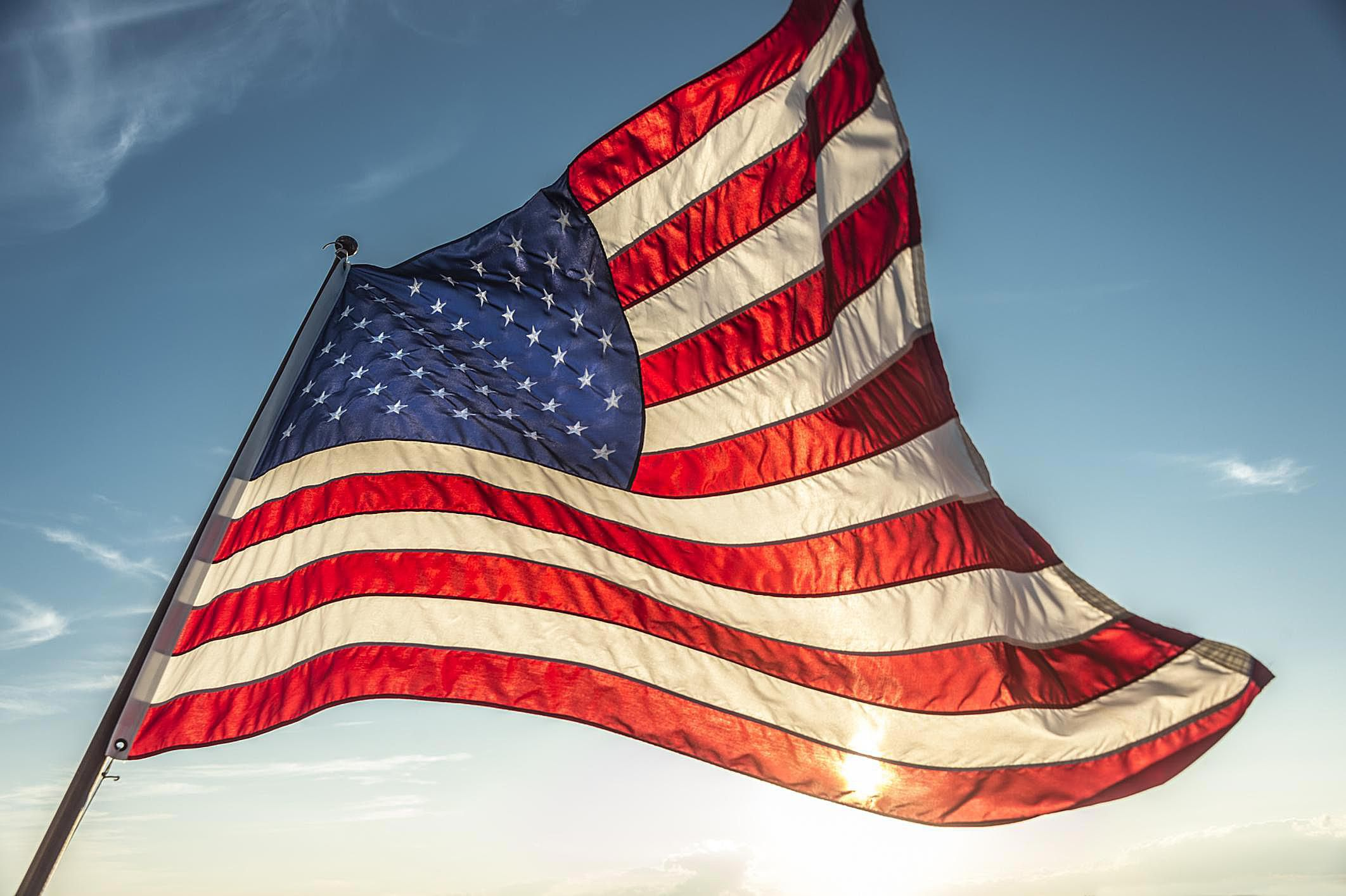 American Flag Etiquette Care and Display Guidelines