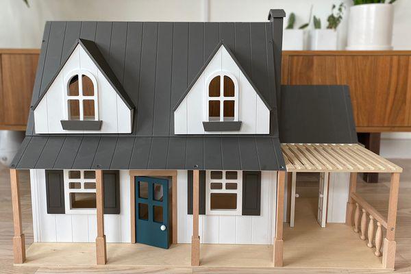 Hearth & Hand with Magnolia Toy Doll Farmhouse