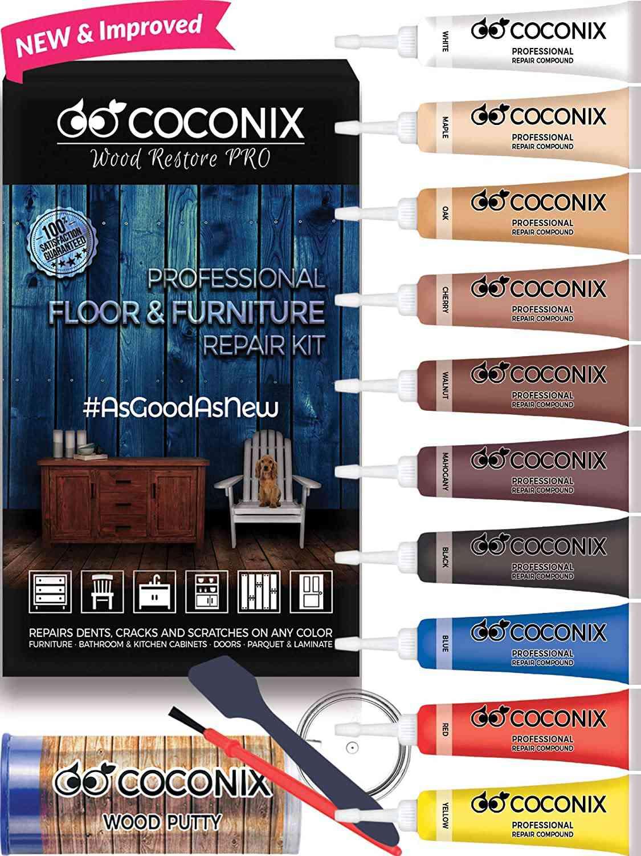 Coconix Professional Floor and Furniture Repair Kit