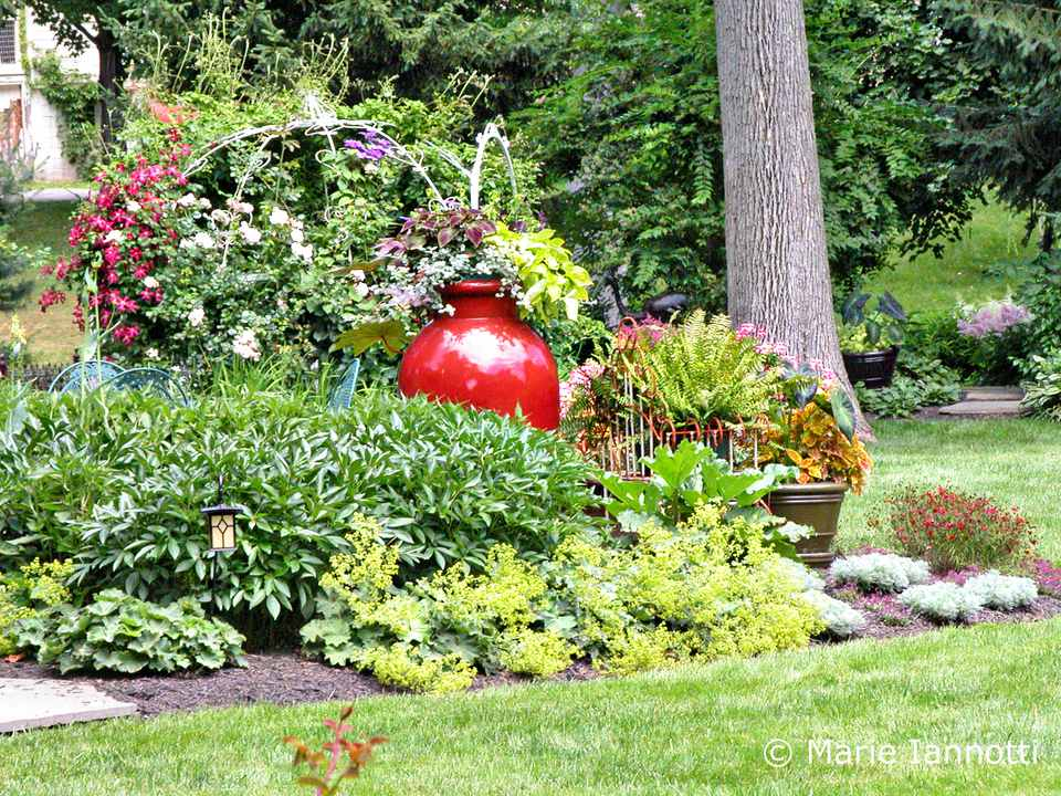 Planning and Designing a Small Garden