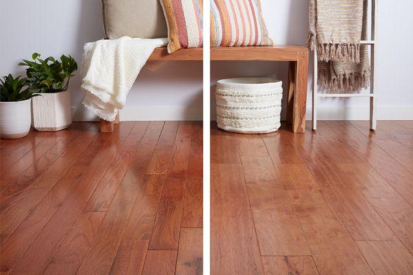 Solid Wood vs. Engineered Wood flooring