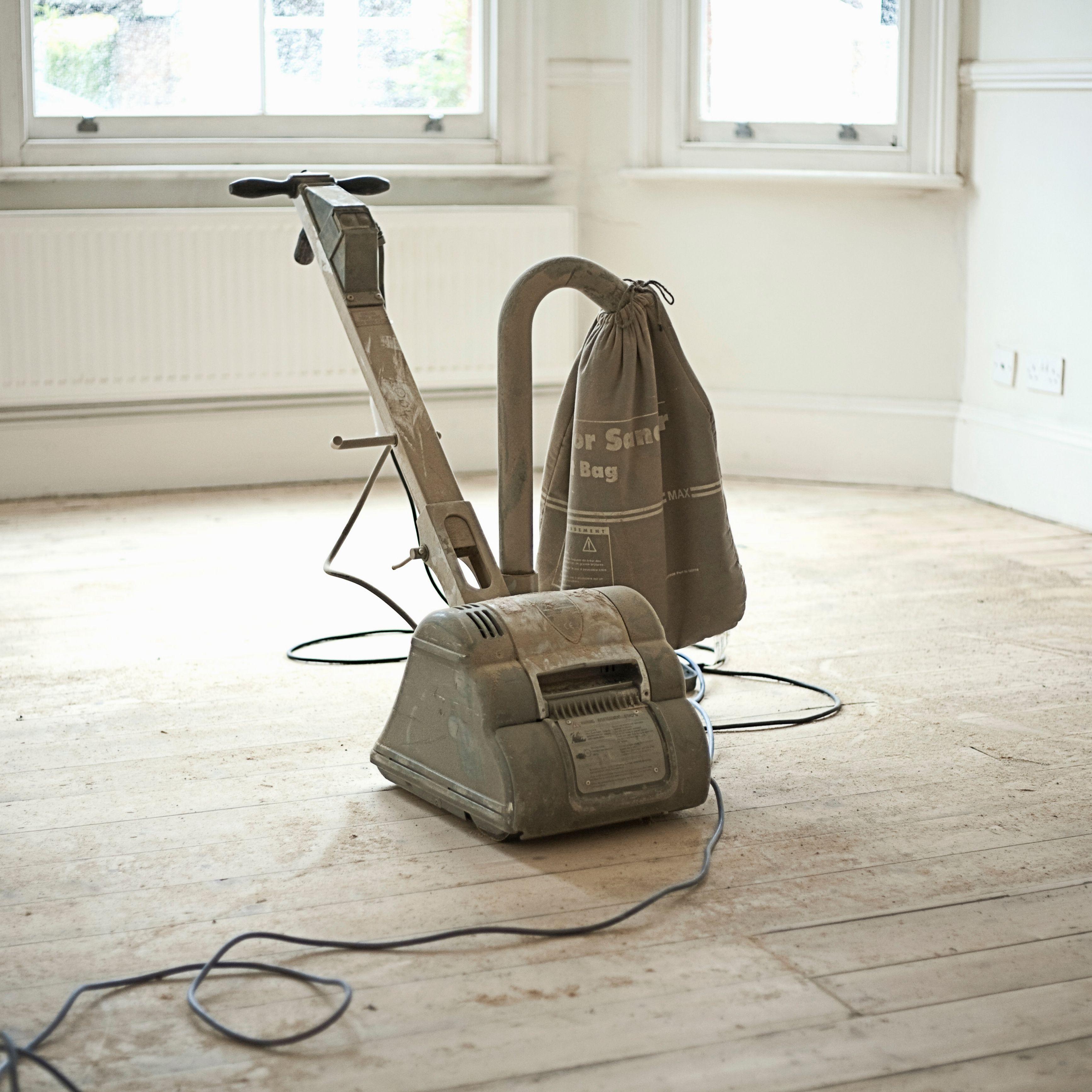 Sanders For Refinishing Hardwood Floors