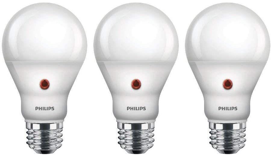 Dusk-to-Dawn Light Bulb