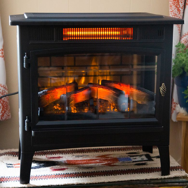 Fireplace Doesnt Heat: Duraflame Infrared Quartz Fireplace Review: Impressive