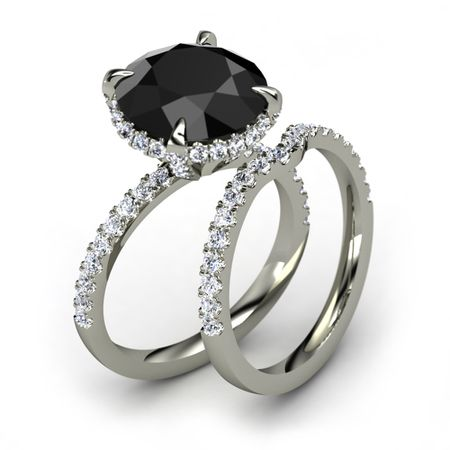 Black Diamond Wedding Ring.5 Really Fun Facts About Black Diamonds