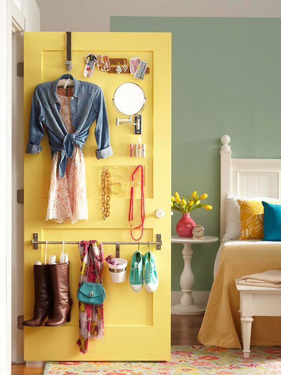 50 Room Organization Ideas For Your Home