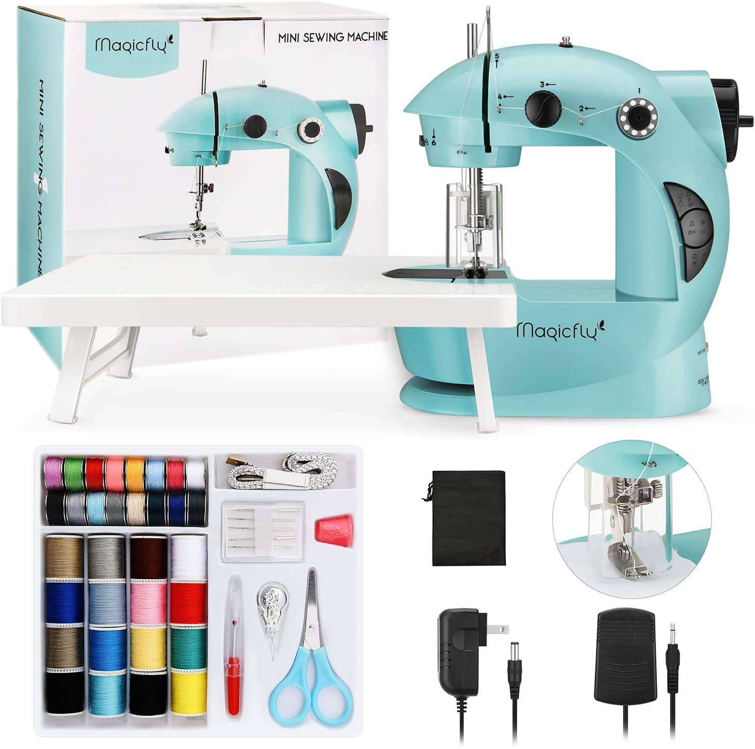 The 8 Best Beginner Sewing Machines Of 2021