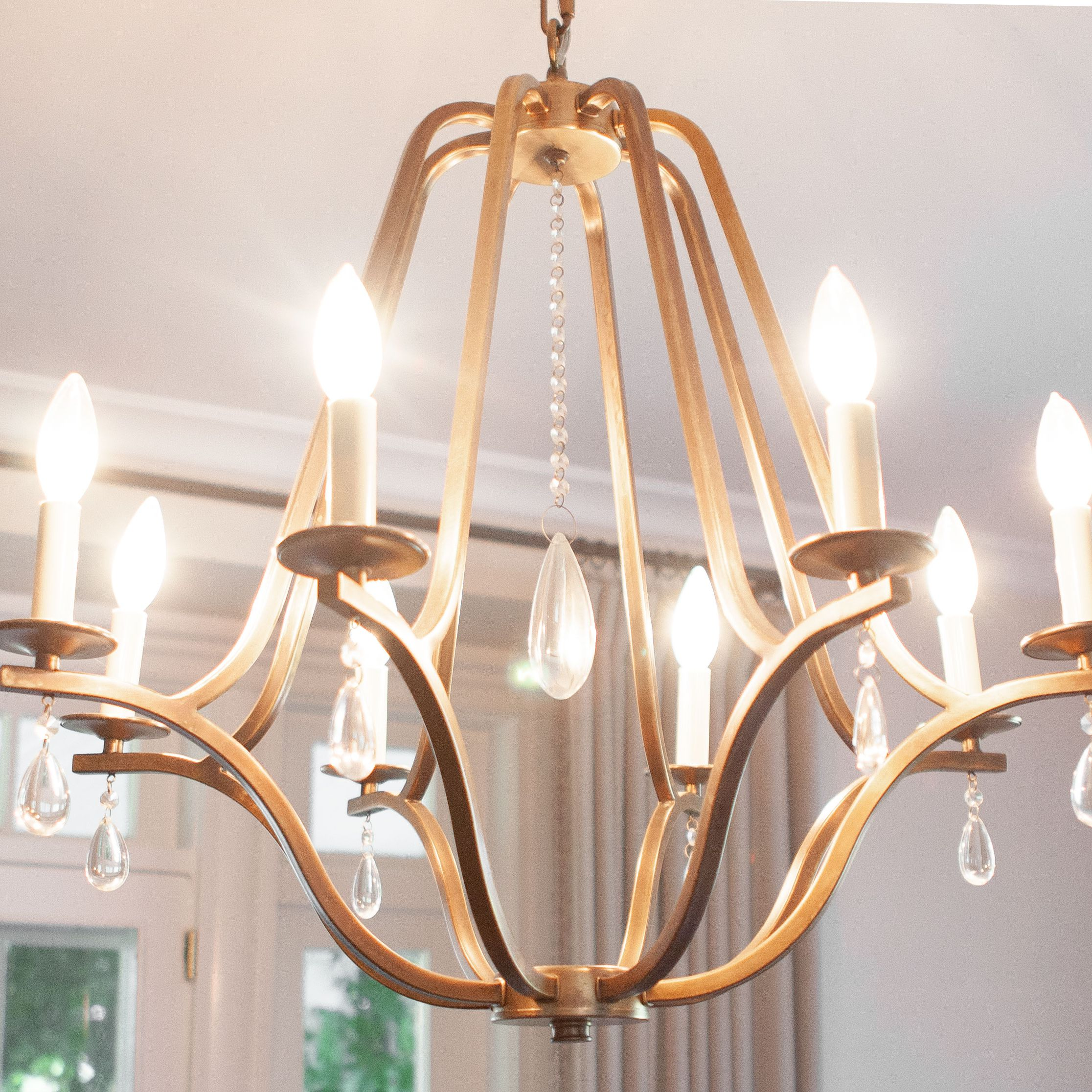 Hanging A Dining Room Chandelier At The Perfect Height