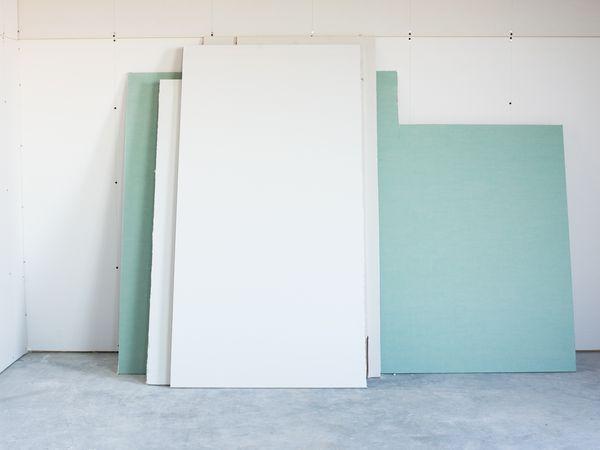 Greenboard Drywall (with Regular Drywall Too)