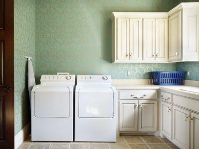 bonus room laundry room
